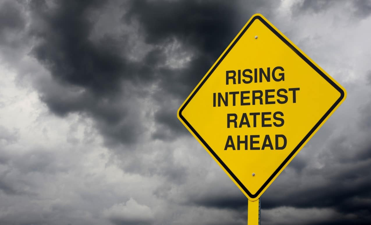 Bonds in a Rising Rate Environment | Warning sign about rising rates ahead